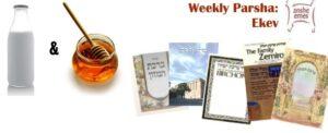 Weekly Parsha: Ekev