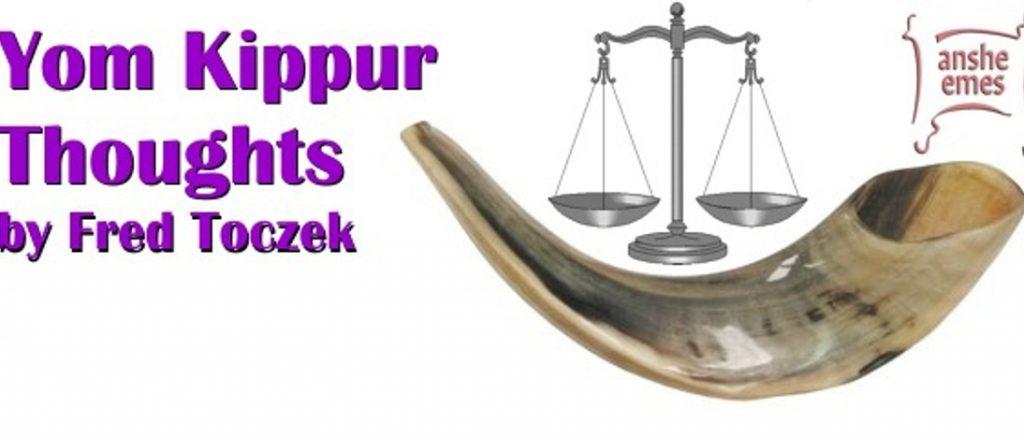 Yom Kippur – Selected Thoughts