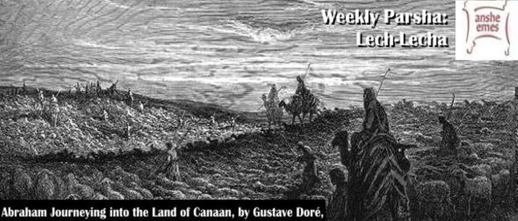 Weekly Parsha: Lech Lecha