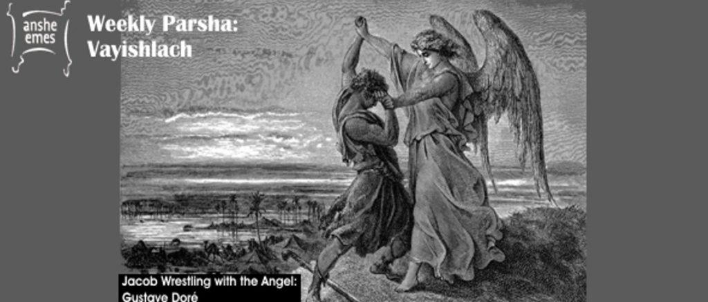 Weekly Parsha: Vayishlach